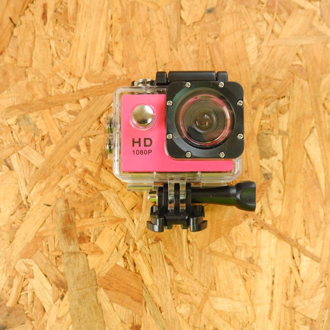 กล้องกันน้ำ Sports Cam Full HD 1080p (ของแถมเยอะ)
