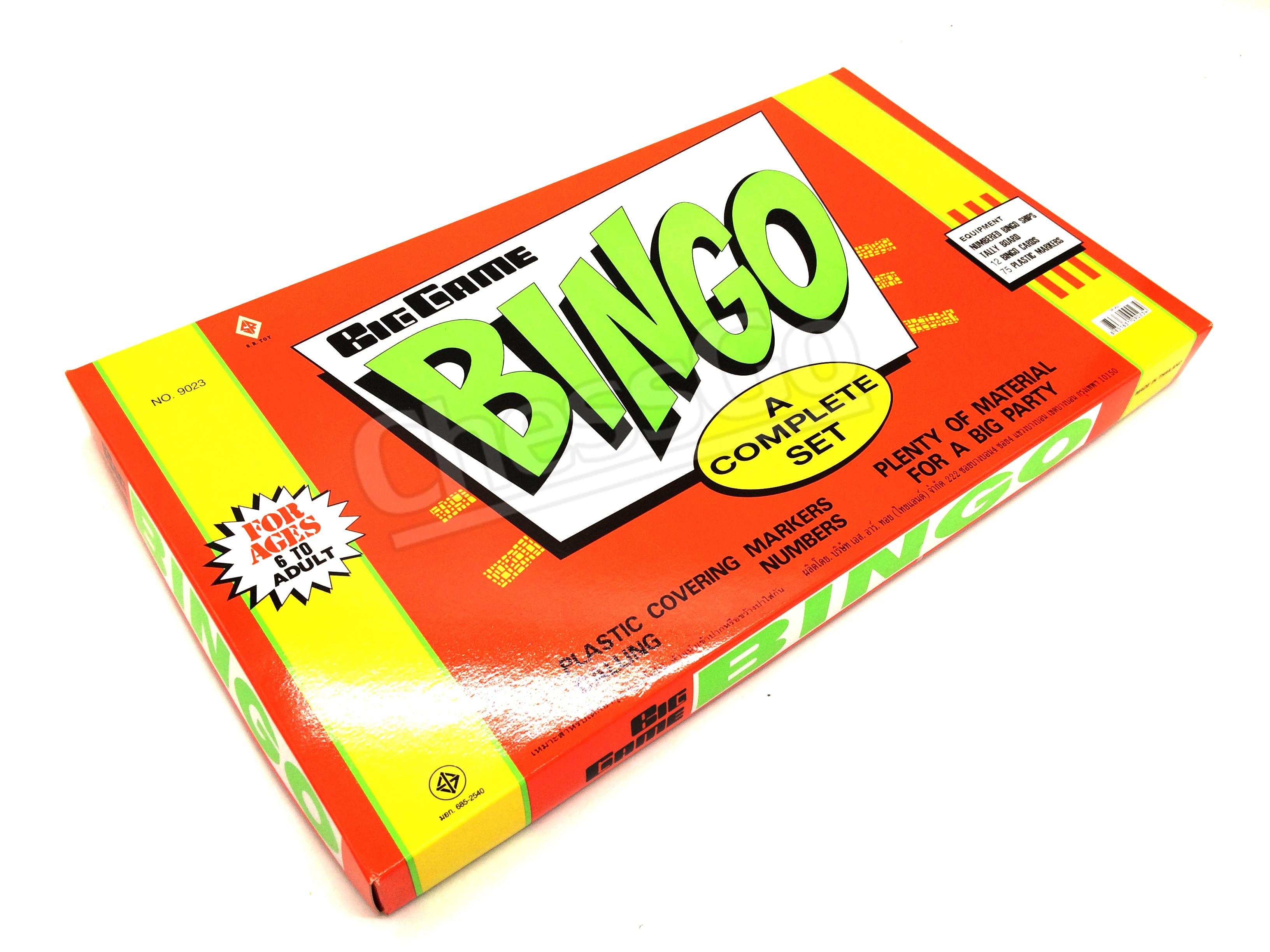 เกมบิงโก Bingo