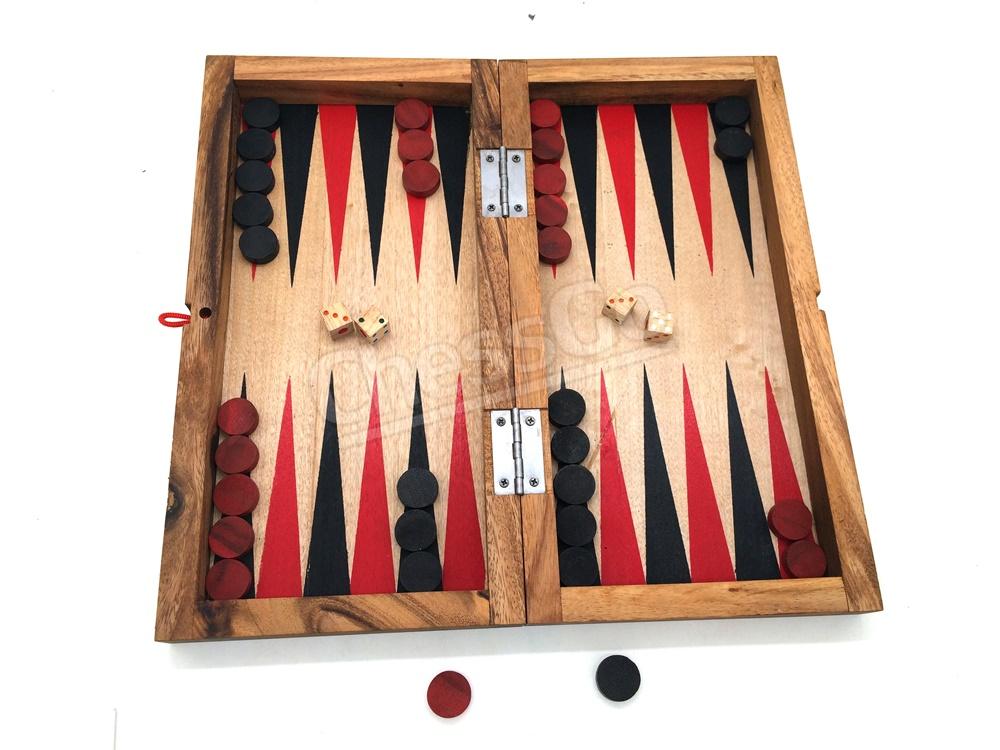 แบ็กแกมมอน Backgammon M