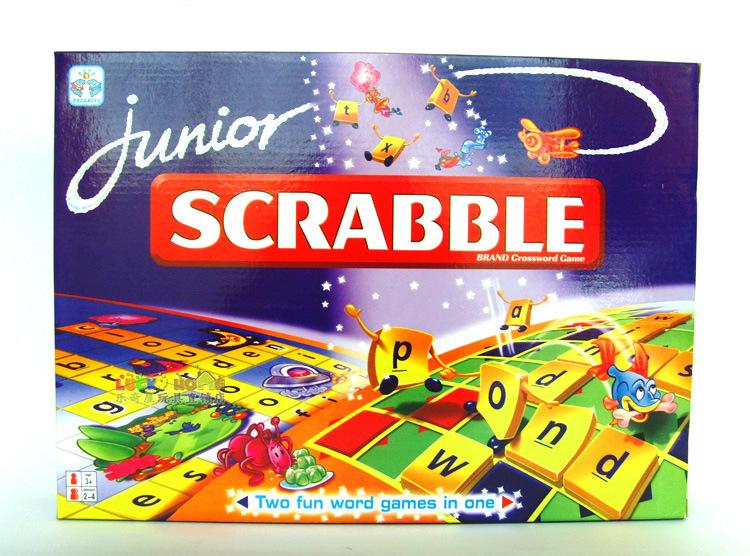 Scrabble Junior A