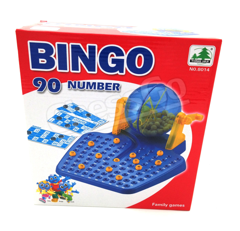 บิงโก90เลข Bingo 90 Number