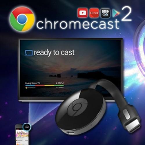 chromecast เชื่อมต่อมือถือกับ TV