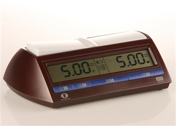 DGT 2010 Digital Chess Clock