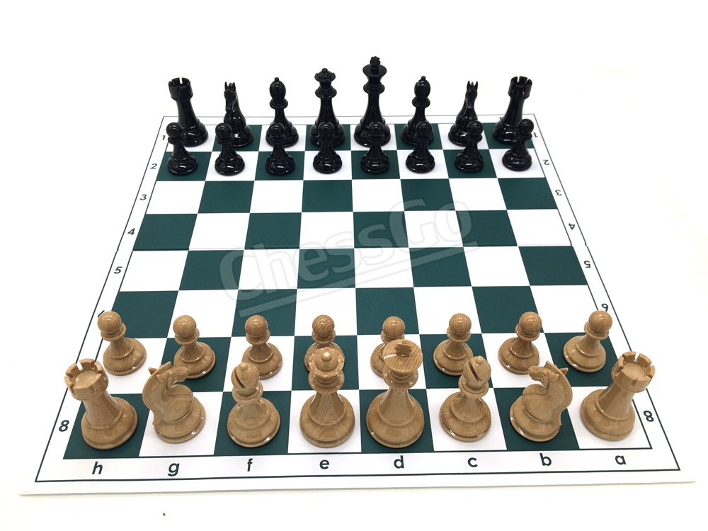 Spruce Tek Chess Set
