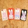 เคสกระต่าย 3D หูตั้งได้ Iphone 7/8
