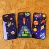 เคสการ์ตูนเคลือบปรอท #3 iphone 7/8 plus