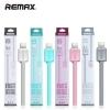 สายชาร์จ REMAX FAST Series RC-008i 1 เมตร สำหรับ Apple (แท้)