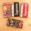 เคสลายเส้นนูน Supreme iphone 6 plus/6s plus