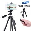 ขาตั้งกล้อง / มือถือ พร้อมรีโมท VCT 5208 (1.25 M.)