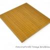 กระดานหมากล้อมไม้ Torreya 3 cm