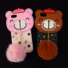 เคสหมีฟรุ๊งฟริ๊ง iphone 7/8