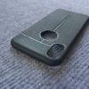 เคสTPUนิ่มลายหนัง AUTO FOCUS iphone X