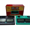 Mix genius digital clock