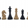 """4 1/4"""" High Quality Spruce-Tek Chess Pieces"""