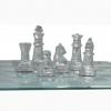 หมากรุกแก้ว Glass Chess Set S