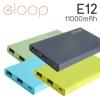 Power Bank eloop E12 / 11,000 mAh พร้อมซอง (แท้)
