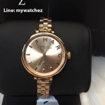 85ae661d28c1 MARC BY MARC JACOBS Sally Rose Dial Rose Gold-Tone Ladies MBM3364