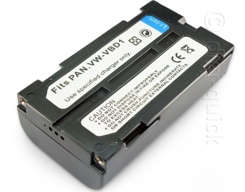แบตเตอรี่กล้องดิจิตอล Panasonic IO-VBD1 Battery