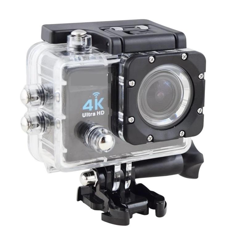 กล้อง action 4K